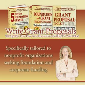 Guaranteed Grant Funding - Write Grant Proposals