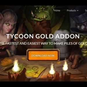 Tycoon - WoW Gold Add-on